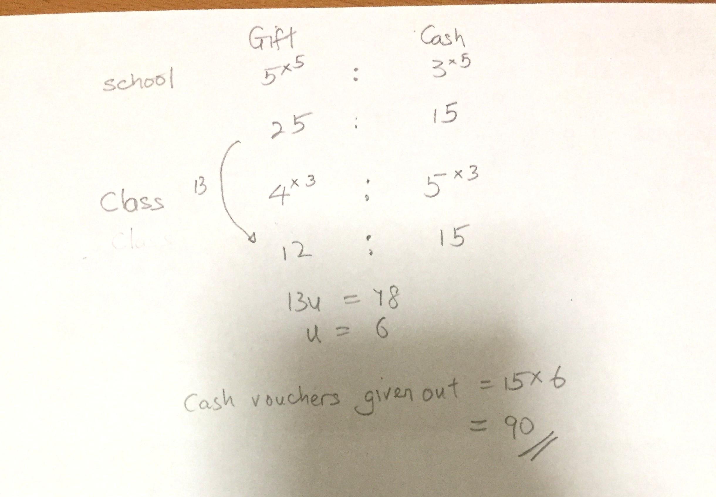See Willy Sims Answer To Ewan Akkus Primary 6 Maths Data Analysis